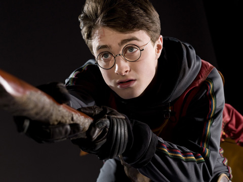 Гарри Поттер, интересные факты