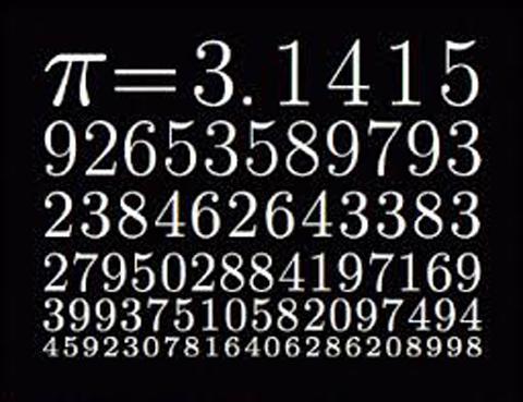 Интересные факты в математике