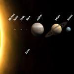 Интересные факты о планетах земной группы