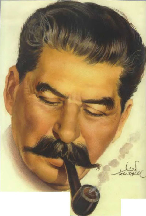 Сталин интересные факты
